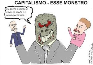 tudofantoche, de Cancrópolis , por João da Silva. Ilustrando os comentários.