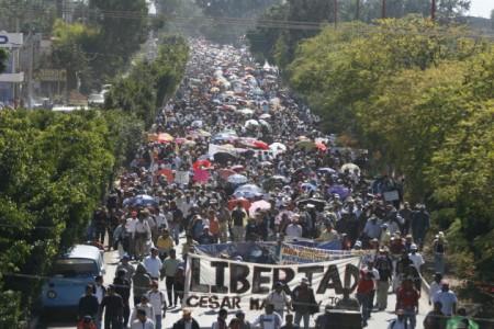 Oaxaca, 2006