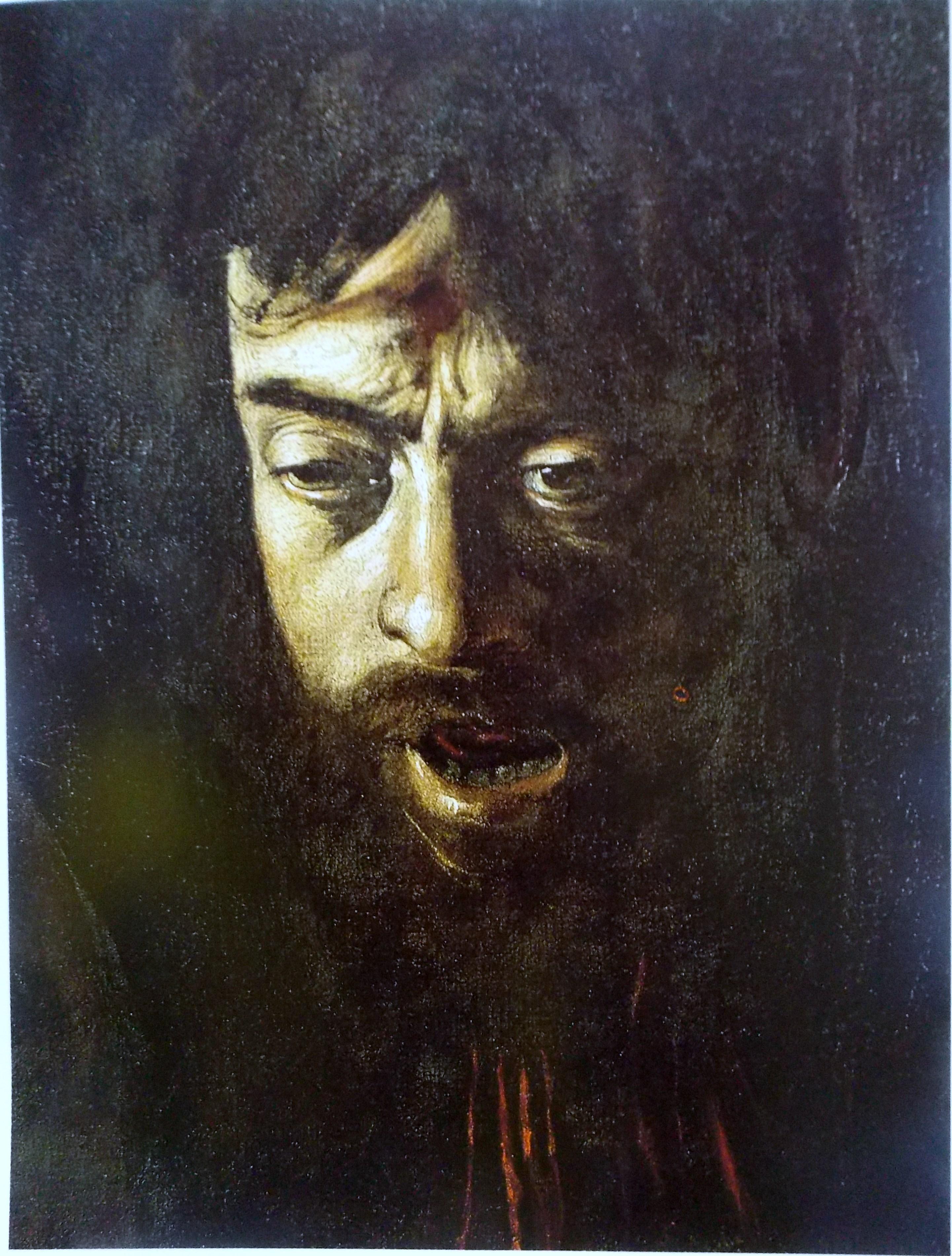 Caravaggio (III), de Gilles Lambert   Jornal do Porão