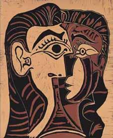 Picasso, Linóleo