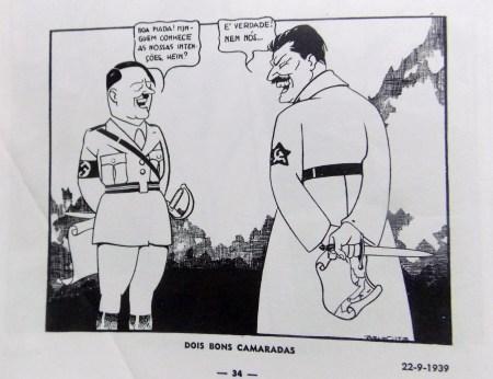 008 - Caricatura dos Tempos, Belmonte, Círculo do Livro, 1982