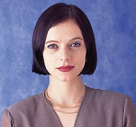 como Amanda, em Corpo Dourado, 1998