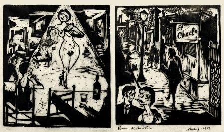 Francisco Stockinger, Série Mangue, 1959