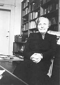 Annie Adama van Scheltema-Kleefstra