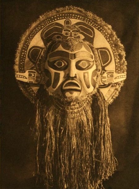 http://www.firstpeople.us/american-indian/photographs/nootka-dancing-mask.html.  dancing-mask-nootka (1), by Edward S. Curtis