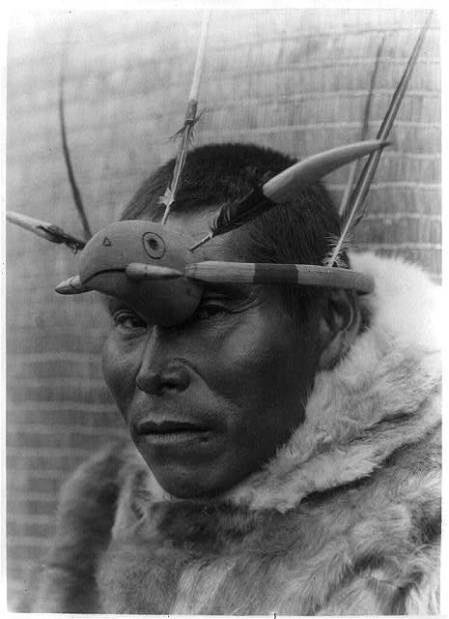 http://www.loc.gov/pictures/resource/cph.3a16197/?co=ecur.  Maskette--Nunivak, c1929 February 28, Curtis, Edward S., 1868-1952