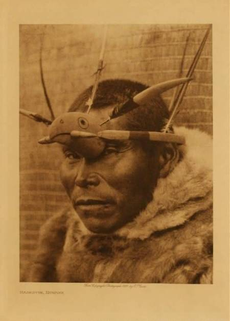 http://www.firstpeople.us/photos/Maskette_Nunivak.html. Maskette_Nunivak, by Edward S. Curtis
