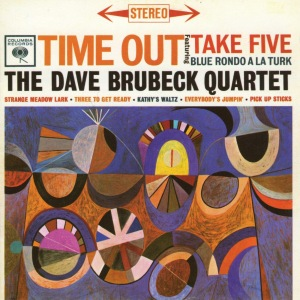 The Dave Brubeck Quartet - Time Out - Front