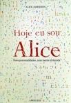 Hoje Sou Alice, capa