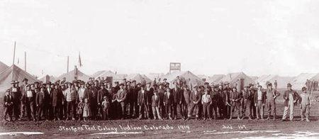 Ludlow-strikers