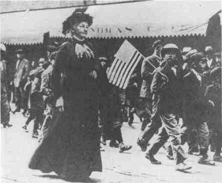 Mary Harris, más conocida como Mother Jones