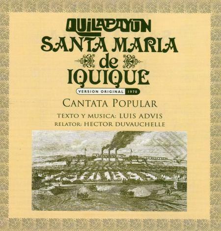 Quilapayún, Santa Maria de Iquique