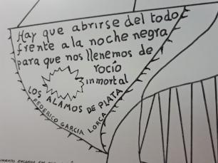 detalhe do projeto de Flávio de Carvalho