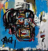 Jean-Michel-Basquiat, autoretrato