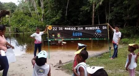 Rio Pindaré - Gururupu-Ma (dramático assoreamento)