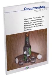Tiquira, livro EMBRAPA