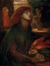 NGS67943 Beata Beatrix, 1880 (oil on canvas) by Rossetti, Dante Gabriel Charles (1828-82); 85x65.4 cm; © Scottish National Gallery, Edinburgh; (add.info.: Beatrice from Dante's 'Divine Comedy';); REPRODUCTION PERMISSION REQUIRED; English, out of copyright PLEASE NOTE: Bridgeman Images works with the owner of this image to clear permission. If you wish to reproduce this image, please inform us so we can clear permission for you.
